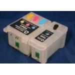 TO40 & 41 série: cartouches vides rechargeables avec puce autoreset