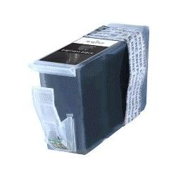 PGI-5bk cartouche compatible pour Canon. Avec puce