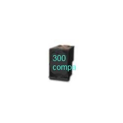 HP Nr. 300XL: Cartouche compatible remanufacturée, 3 couleurs