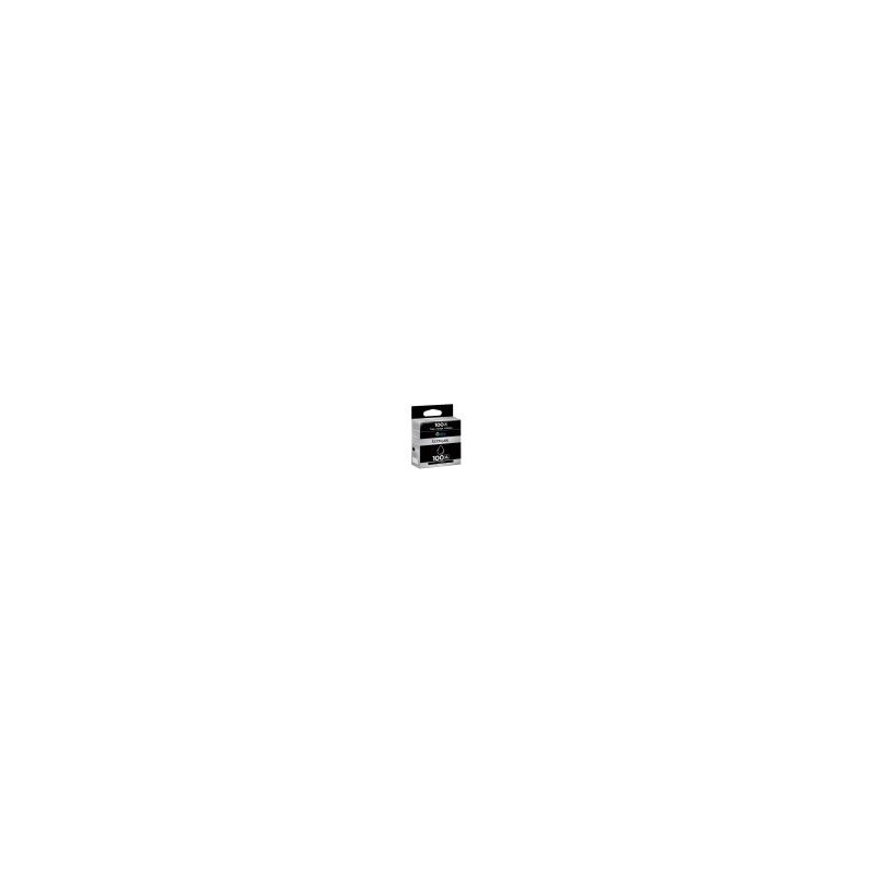 Cartouche d'encre d'origine noire pour Lexmark