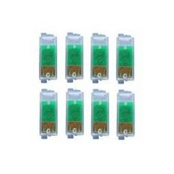 puces autoresett pour Epson Stylus R2880. Set complet