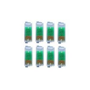 T0961 à 969: puces autoresett pour Epson . Set complet