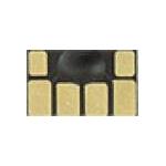HP83:6 puces autoreset black/c/m:y/ph.cyan/ph.mag