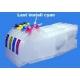 LC 960/970/1000: cartouche vide grande capacité rechargeable pour Brother