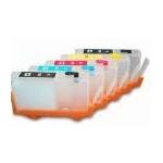 HP364: cartouches vides rechargeables sans puce
