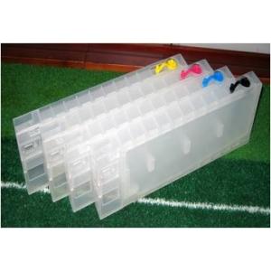 B1100: 5 cartouches rechargeables avec puce pour Epson