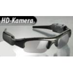 Caméra/Lunette de soleil James Bond: qualité HD jusqu'à 720 pixel