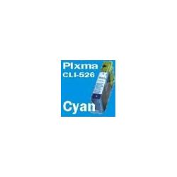 PGI526 AVEC puce: Cartouche compatible couleur 9ml pour Canon. couleur au choix dans détail