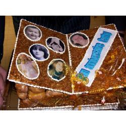 25 feuilles A4 Papier azyme comestible pour gâteaux, etc