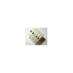 Kit de 5 cartouches vides rechargeables PGI520/CLI521 SANS PUCE