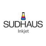 5000 ml: Encre Durabrite ultra pigmentée SUDHAUS pour Epson B500DN, 300Dn, B308, B508