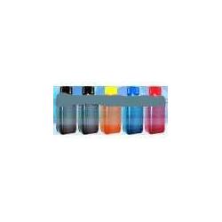 Kit 400 ml encre compatible pour imprimantes HP