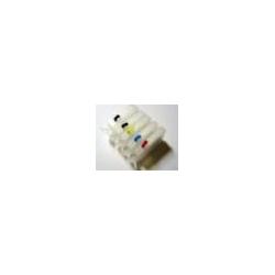 PGI5/CLI8: Kit Photo noir/blanc avec 5 cartouches vides rechargeables avec PUCE