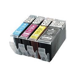 S750 kit de cartouches compatibles alimentaires pour Canon