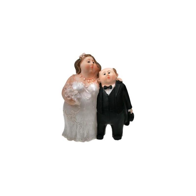 Figurine 14,5 cm union couples humour