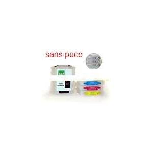HP940: cartouches rechargeables sans puce pour cartouches HP940