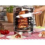 Grill vertical pour Döner, brochettes, poulet, etc