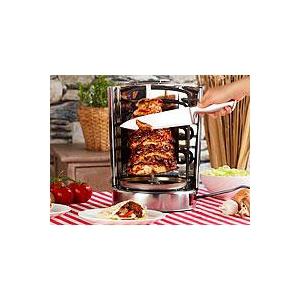 Mini machine à kebab, brochettes, poulet, etc