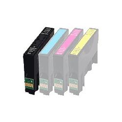 Cartouche compatible noire pour Epson