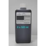 6x500 ml  encre compatible pour imprimantes Canon