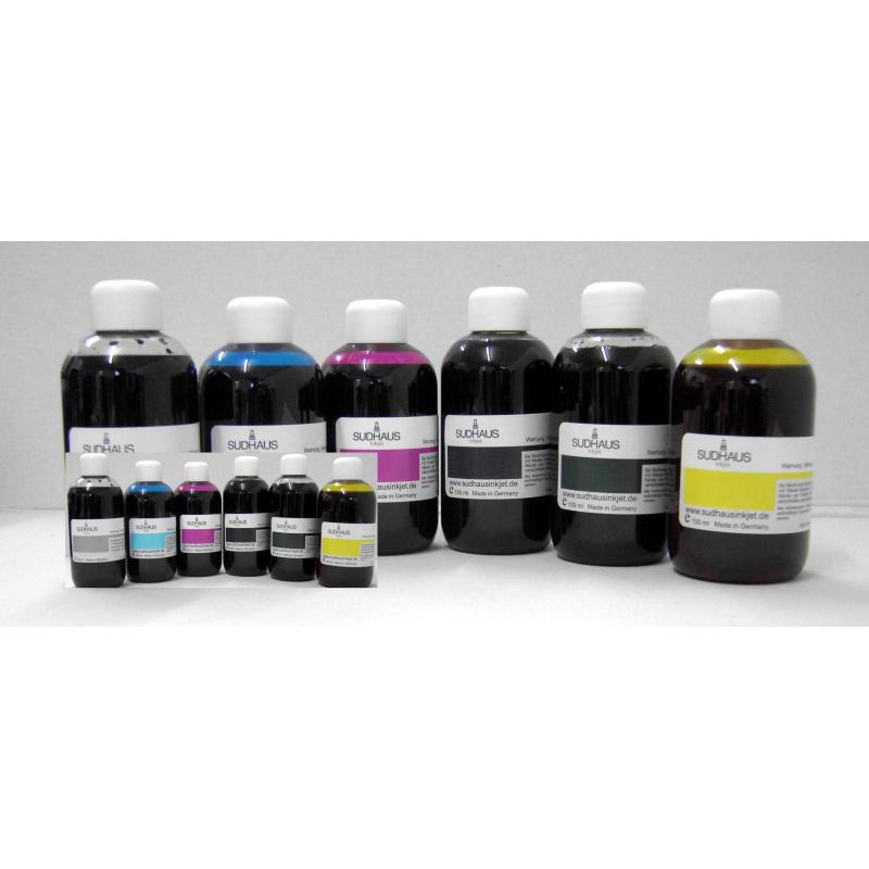 kit 1200 ml PGI5/CLI8:encre Sudhaus compatible pour imprimantes Canon