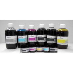 10x100 ml encre compatible dye compatible pour imprimantes Epson (couleur au choix à préciser)