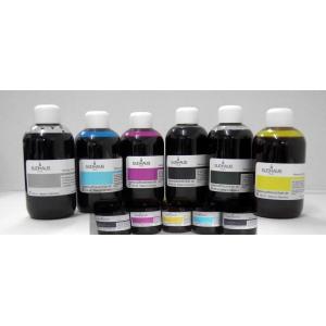 9x100 ml encre compatible Pigmenté pour Epson R2400/2880