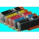 PGI 550/CLI 551XL: pack de 6 cartouches compatible