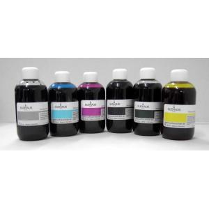 6x500 ml encre compatible Pigmenté pour Epson