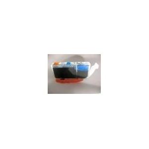 1x CLI521: cartouche comp. alimentaire avec puce (couleur au choix)