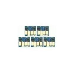 6 puces permanentes pour  PGI550/CLI551