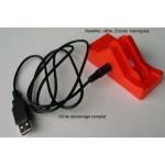 PGI525/CLI526: Kit Resetter en USB + encres SUDHAUS