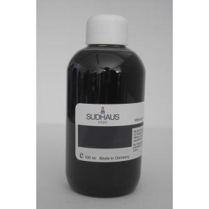 100 ml encre SUDHAUS  universelle noire pigmenté
