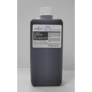 Pack 5x500 ml encre compatible ultra DYE pour Epson +cartouches rechargeables T26