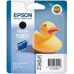 Cartouche d'encre compatible noire pour Epson