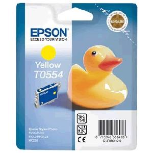 Cartouche d'encre d'origine couleur Epson 55?