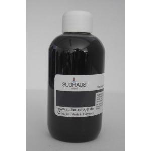 SUDHAUS: 100 ml encre compatible noir pigmenté pour Brother