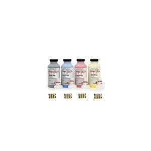 kit poudre toner et puces pour magicolor 4650/4690/4695