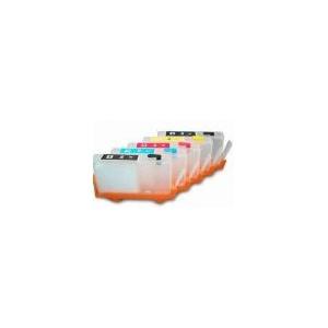 HP364/920: 4 cartouches vides rechargeables sans puce