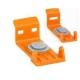 6 bouchons de transport pour cartouches PGI550/CLI551