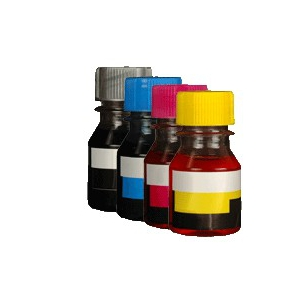 encre alimentaire 6x100 ml pour imprimantes Epson