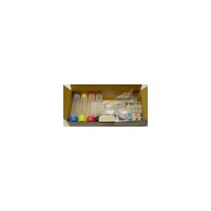 T1811 à 1814:  4 cart.Système de recharge permanent pour Epson