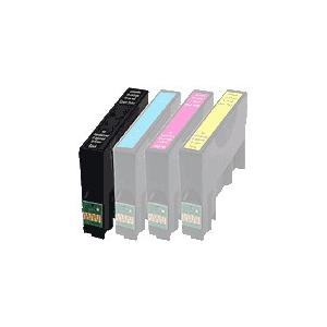 cartouche d'encre compatible pour Epson TO 611 noire ou couleur