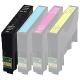 cartouche d'encre compatible pour Epson TO 611 noire