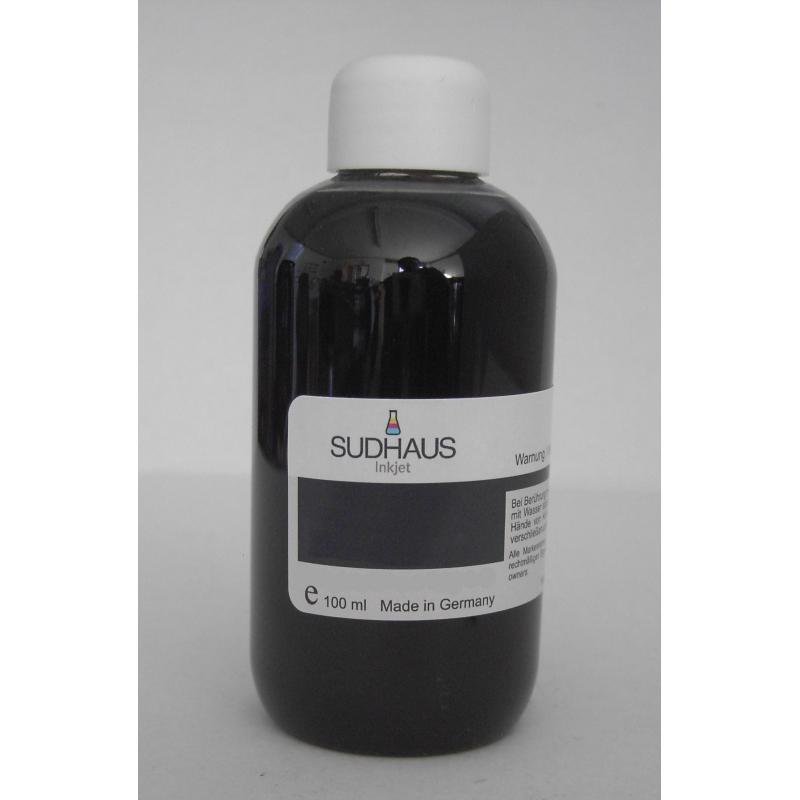 100 ml encre SUDHAUS noir pigmenté pour Canon Maxify MB