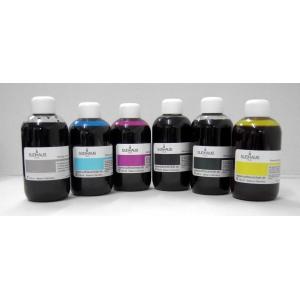 6x 100 ml encre COMPATIBLE  Ultra Pigmenté pour Epson
