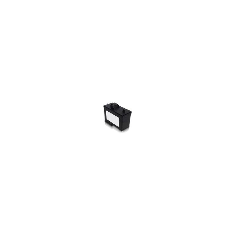 Cartouche noire remplie pour Dell