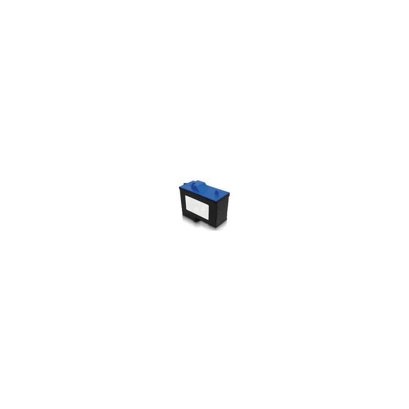 Cartouche 3 couleurs remplie pour Dell