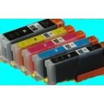 PGI 550: Cartouche noire pigmentée d'origine