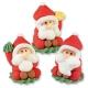 Père Noël en sucre 3D ( par 24)